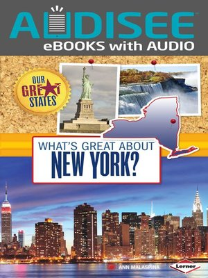 cover image of What's Great about New York?
