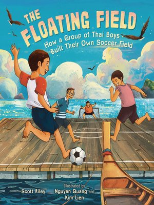 cover image of The Floating Field