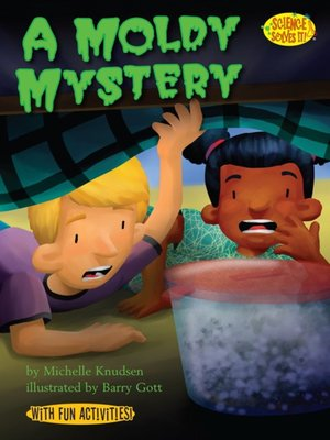 cover image of A Moldy Mystery
