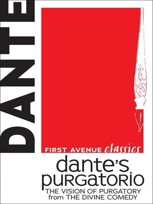 cover image of Dante's Purgatorio