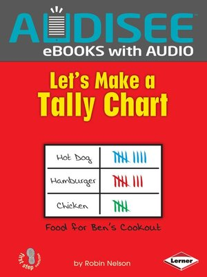 cover image of Let's Make a Tally Chart