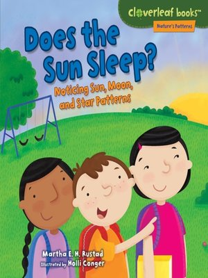cover image of Does the Sun Sleep?