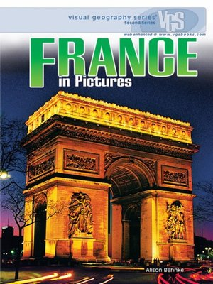 cover image of France in Pictures