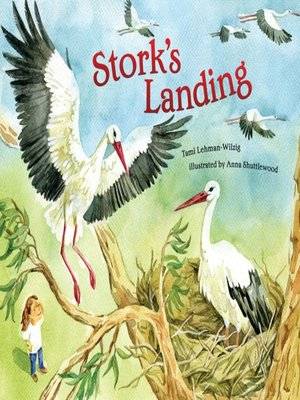 cover image of Stork's Landing