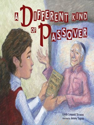 cover image of A Different Kind of Passover