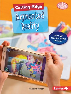 cover image of Cutting-Edge Augmented Reality