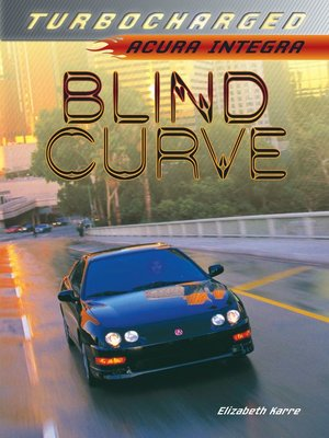 cover image of Blind Curve