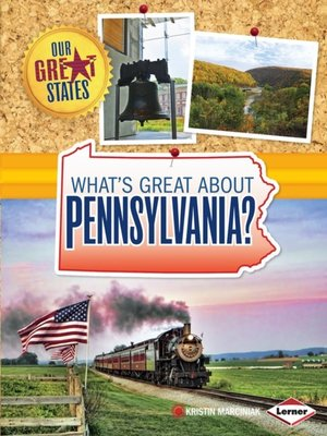 cover image of What's Great about Pennsylvania?