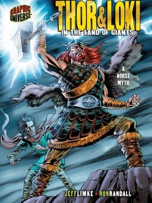 cover image of Thor & Loki