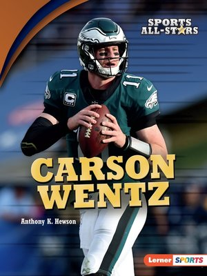 cover image of Carson Wentz