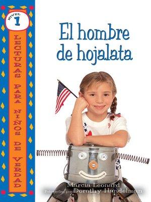 cover image of El hombre de hojalata (The Tin Can Man)