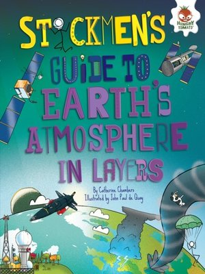 cover image of Stickmen's Guide to Earth's Atmosphere in Layers
