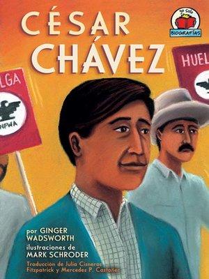 cover image of César Chávez