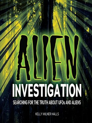 cover image of Alien Investigation