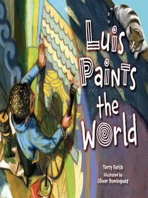 cover image of Luis Paints the World