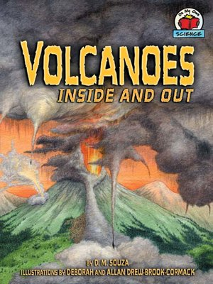 cover image of Volcanoes Inside and Out