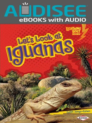 cover image of Let's Look at Iguanas