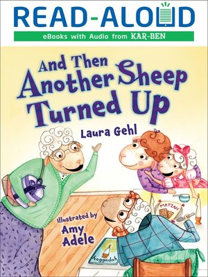 cover image of And Then Another Sheep Turned Up