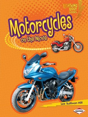 cover image of Motorcycles on the Move