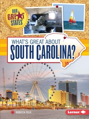 cover image of What's Great about South Carolina?