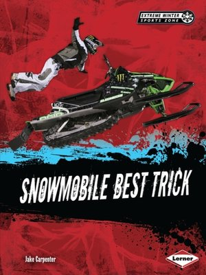 cover image of Snowmobile Best Trick