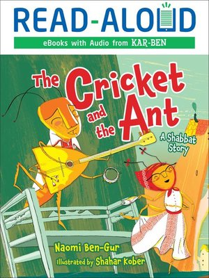 cover image of The Cricket and the Ant