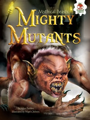 cover image of Mighty Mutants