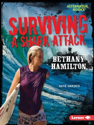 cover image of Surviving a Shark Attack