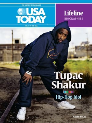 cover image of Tupac Shakur