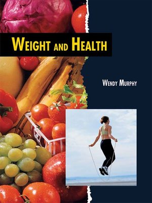 cover image of Weight and Health