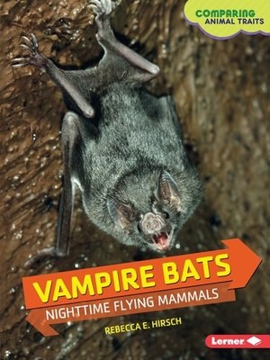cover image of Vampire Bats
