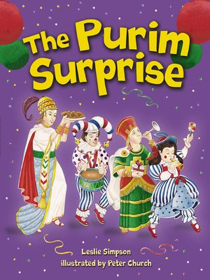 cover image of The Purim Surprise
