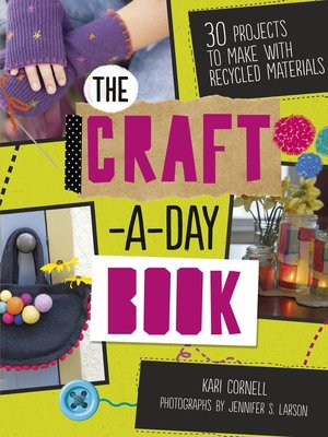 cover image of The Craft-a-Day Book