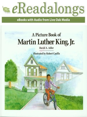 cover image of A Picture Book of Martin Luther King, Jr.