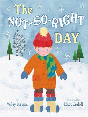 cover image of The Not-So-Right Day