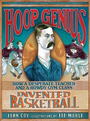 cover image of Hoop Genius