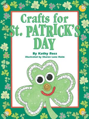 cover image of Crafts for St. Patrick's Day