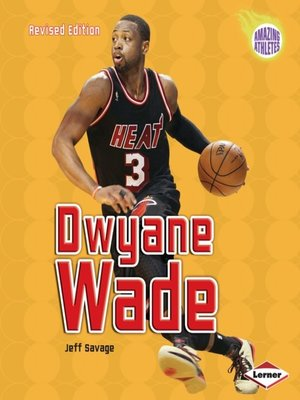 cover image of Dwyane Wade