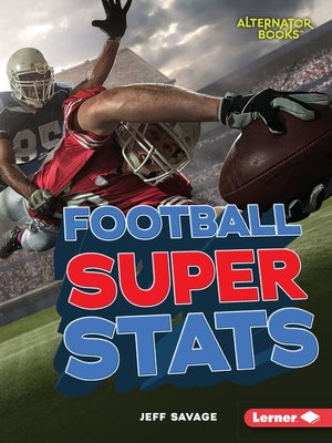 cover image of Football Super Stats
