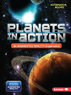 cover image of Planets in Action (An Augmented Reality Experience)