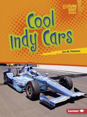 cover image of Cool Indy Cars