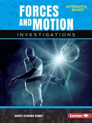 cover image of Forces and Motion Investigations