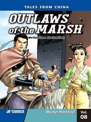 cover image of Outlaws of the Marsh, Volume 8