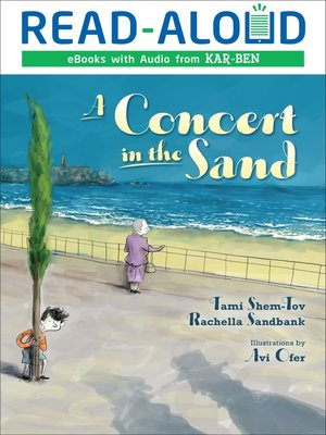 cover image of A Concert in the Sand