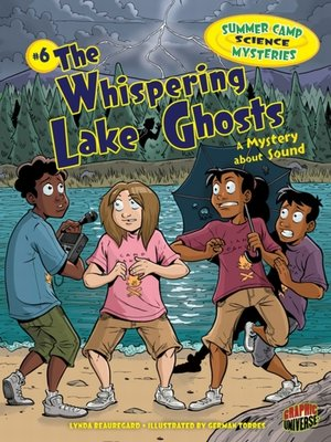 cover image of #6 The Whispering Lake Ghosts