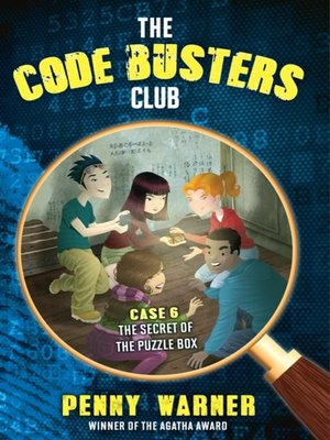 cover image of The Secret of the Puzzle Box