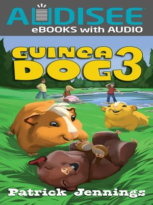 cover image of Guinea Dog 3