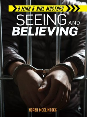 cover image of Seeing and Believing
