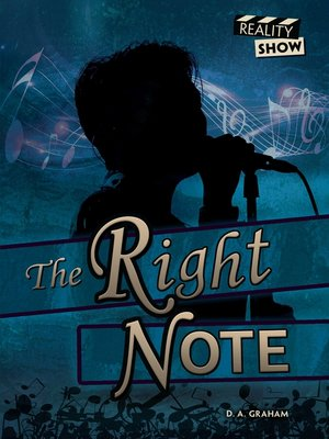 cover image of The Right Note