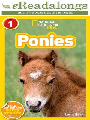 cover image of Ponies